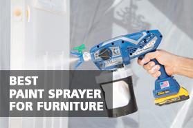 Best Paint Sprayer For Furniture 2019