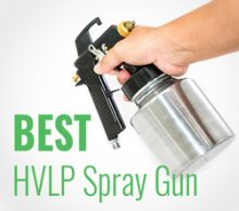 best hvlp spray gun