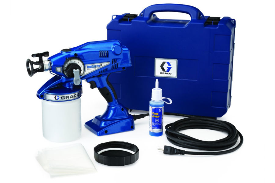graco truecoat pro ii electric paint sprayer 16n673 review