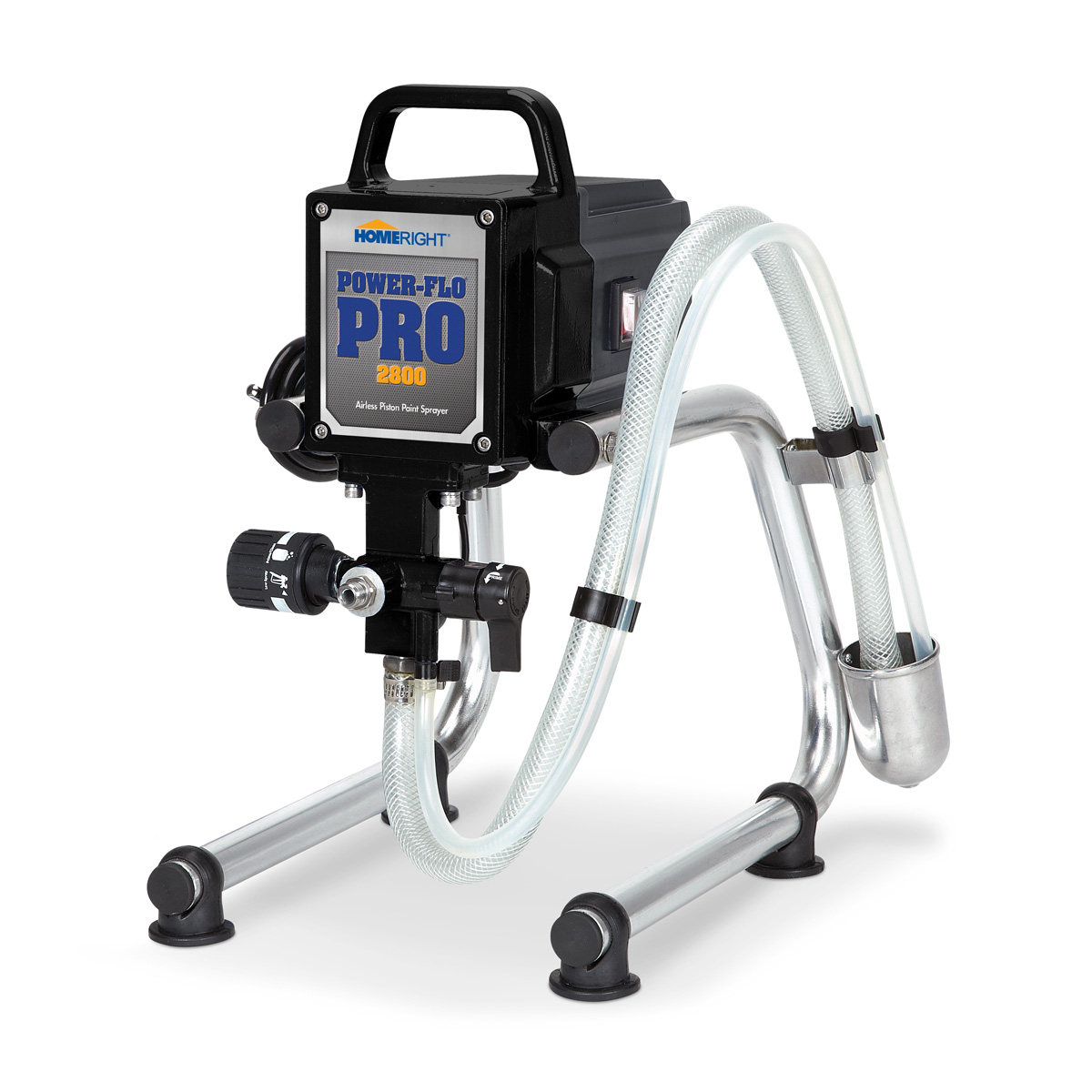 pro 2800 airless paint gun with hose paint sprayer authentic reviews
