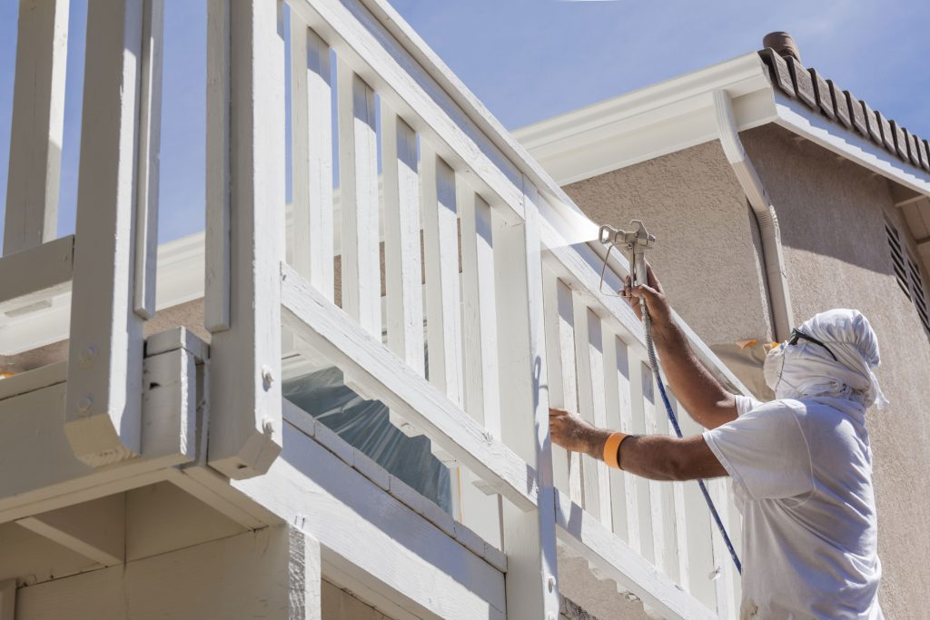 The Tips Of Using Airless Paint Sprayer For Your Next Exterior Paint Jobs Go Paint Sprayer