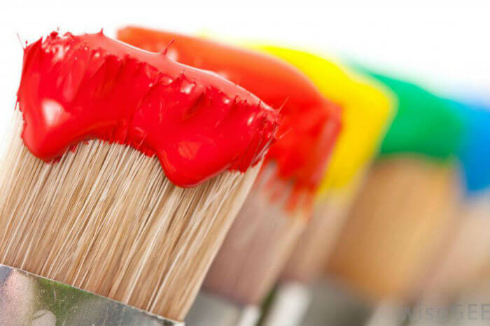 Easy Methods to Clean a Paint Brush