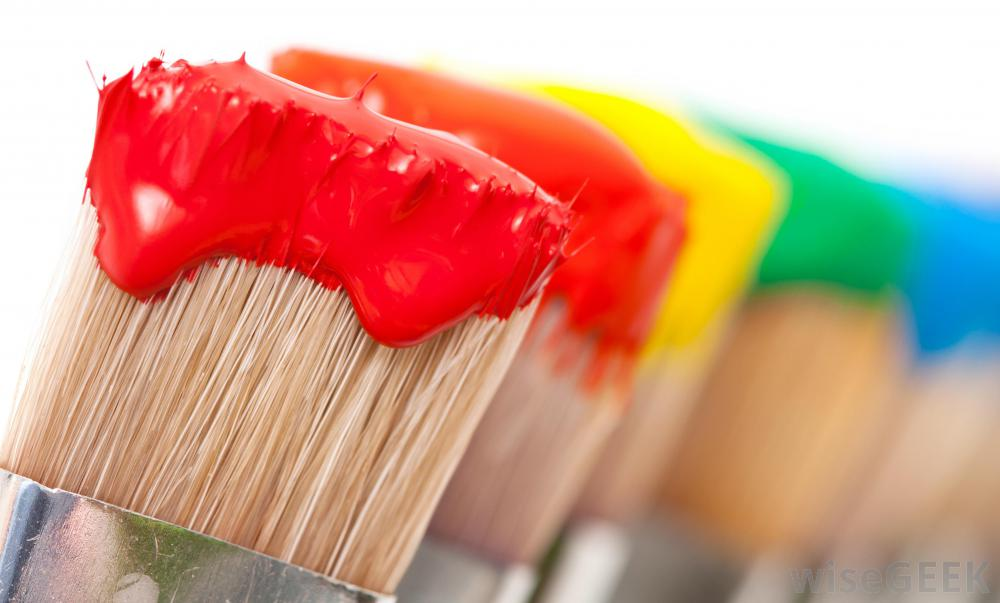 easy methods to clean a paint brush go paint sprayer