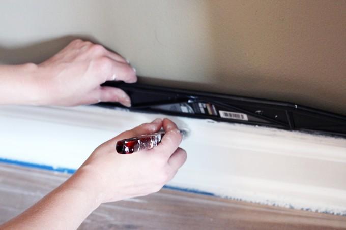 Paint Shield Top
