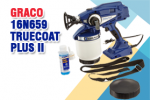Graco True Coat Plus II Paint Sprayer