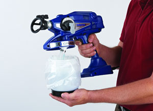 Graco TrueCoat Plus II Paint Sprayer Benefits