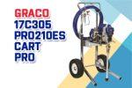Graco 17C305 Pro 210ES Pro Connect Paint Sprayer Review