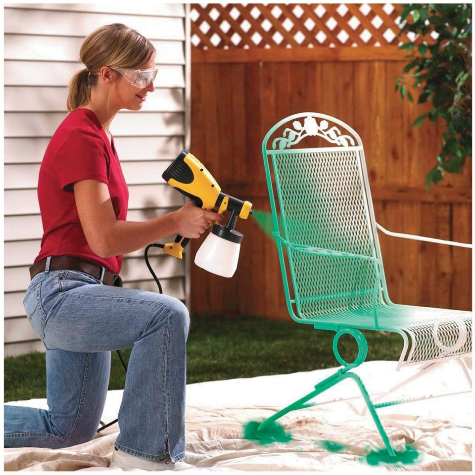 How to Use an Airless Paint Sprayer?