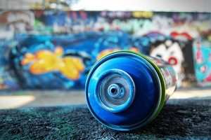 What is Spray Paint?