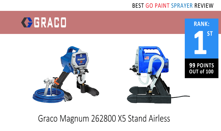Best Graco Go Paint Sprayer