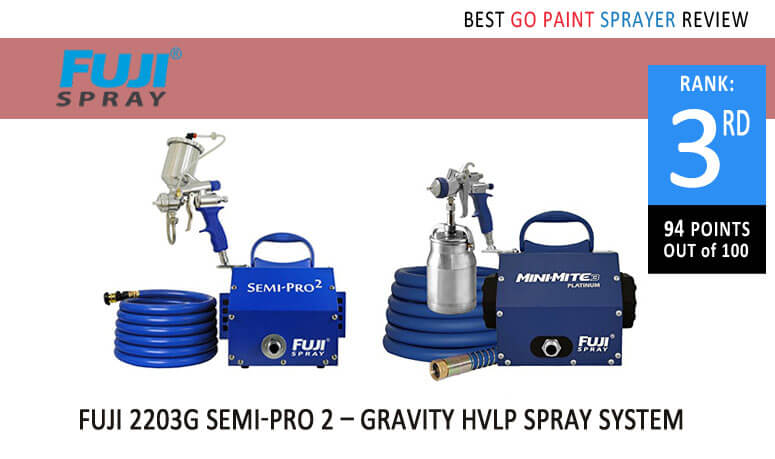 Fuji Paint Spray Brand for Best Painting