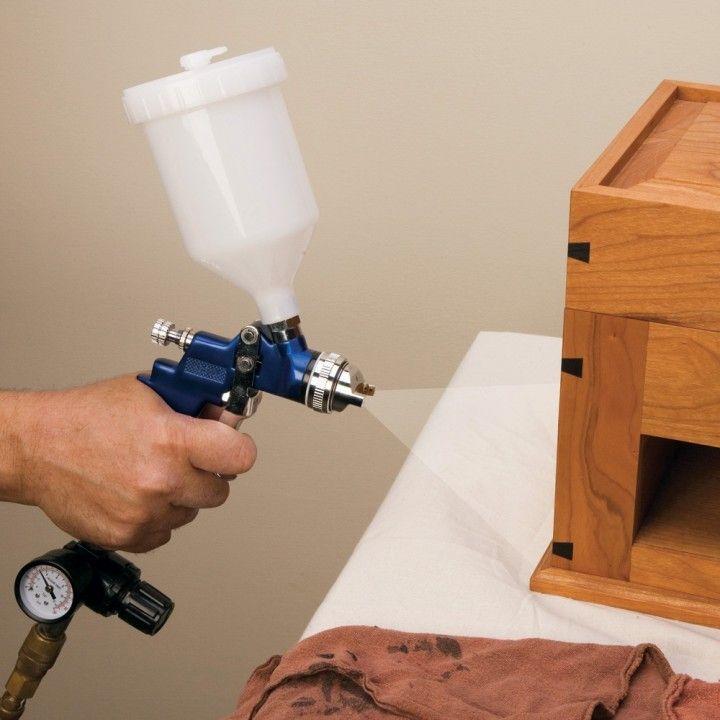What Is a HVLP spray gun?