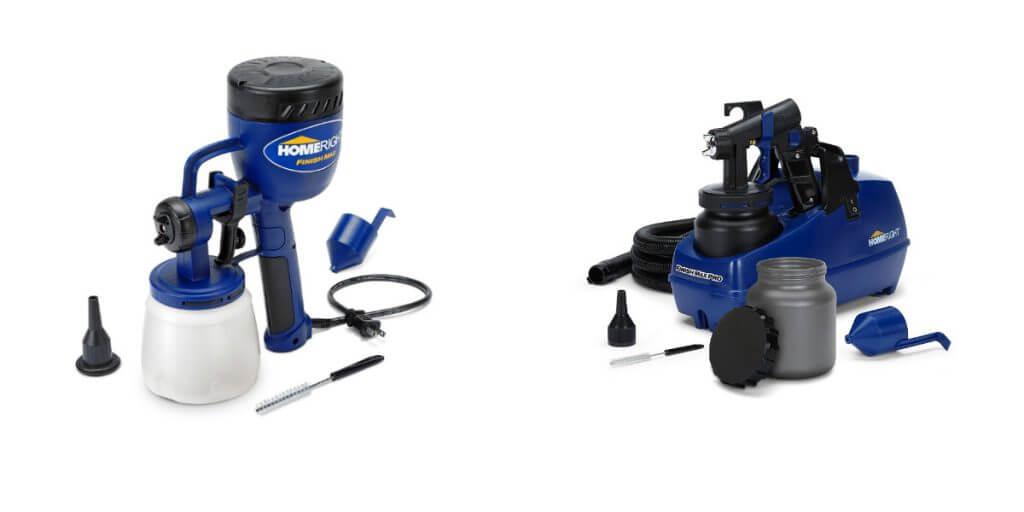 HomeRight Paint Sprayer Brand