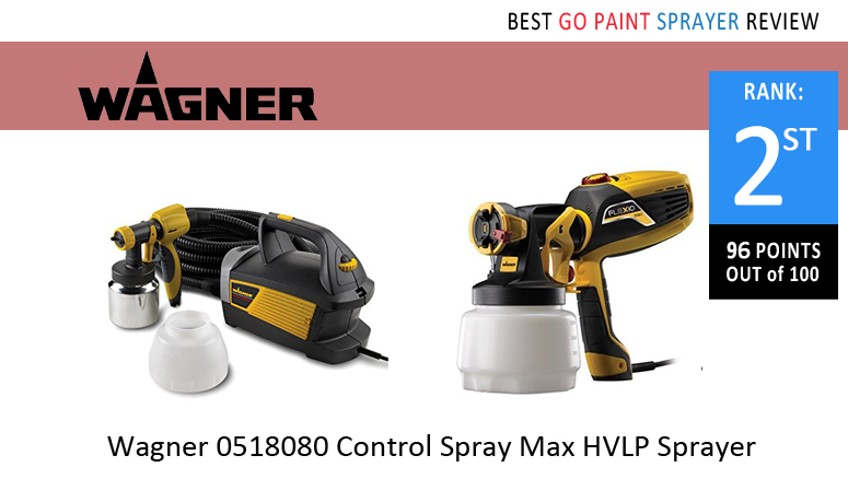 Wagner Paint Sprayer Brand
