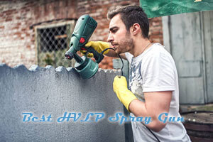 Best HVLP Spray Gun Review