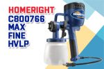 Home Right C800766 Finish Max Fine Finish HVLP Sprayer
