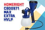 HomeRight C800971 Super Finish Max Extra Fine Hvlp Sprayer