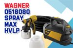 Wagner 0518080 Control Spray Max HVLP Sprayer Review