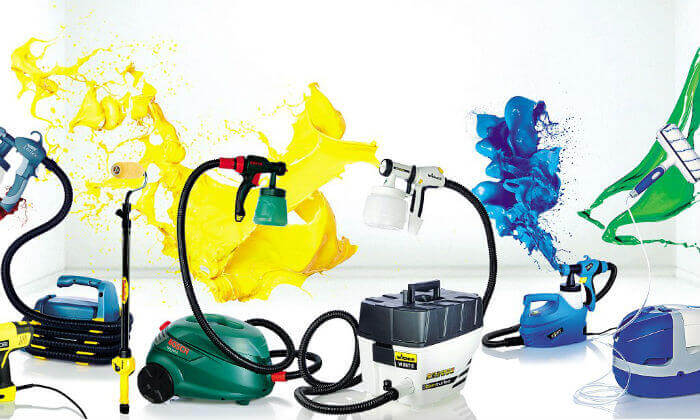 Basic Things of Paint Sprayers vs Paint Rollers