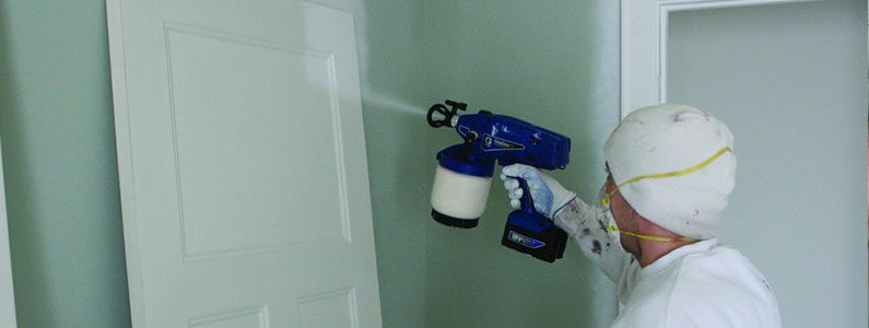 Cordless Paint Spray