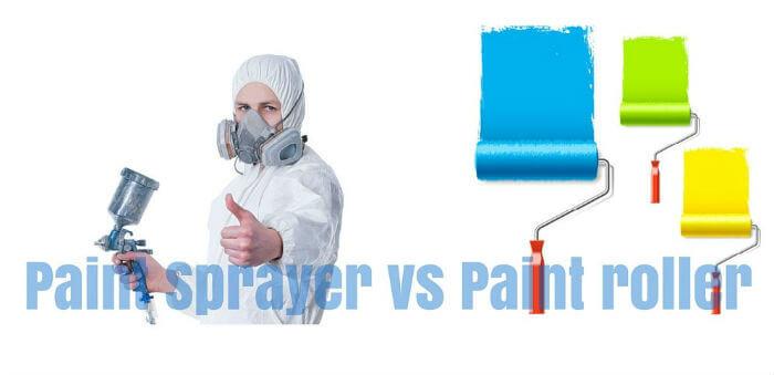 Paint-Sprayer-vs-Paint-Roller