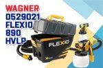 A Review for Wagner FLEXiO 890 Sprayer