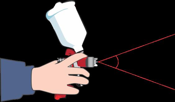 Angle of Spray
