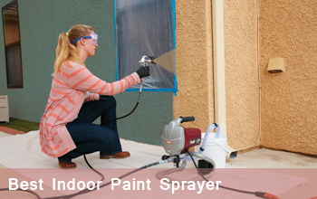 Quick Painting Interior Walls with Best Indoor Paint Sprayer