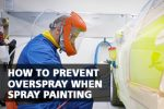 How to Prevent Overspray When Spray Painting