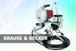 Krause and Becker Airless Electric Paint Sprayer reviews