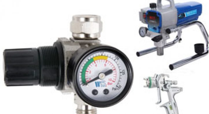 What is The Correct Air Pressure For Spray Gun? | Go Paint