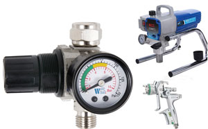 What is The Correct Air Pressure For Spray Gun?