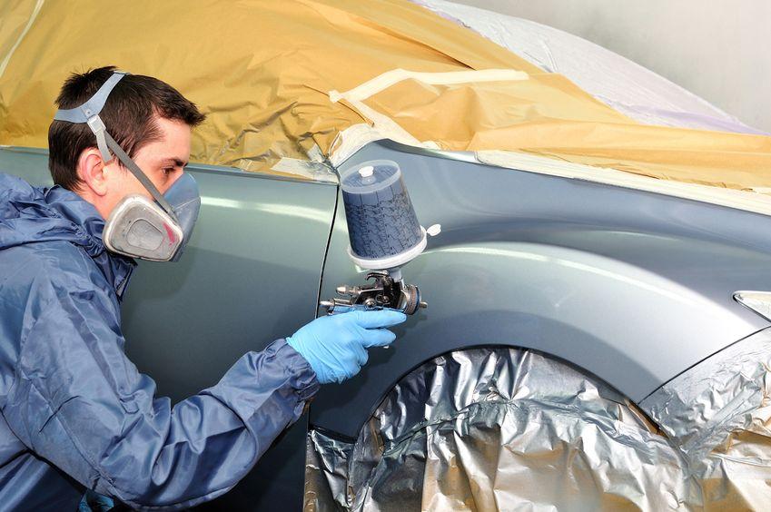 How Much To Paint A Car >> How To Paint A Car With Paint Sprayer Go Paint Sprayer
