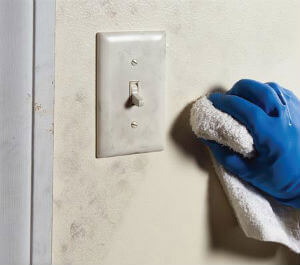 Clean Dirty Walls With Degreaser