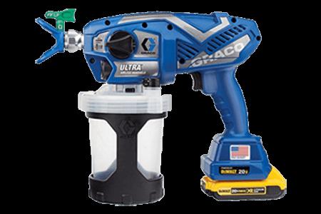 Graco Ultra Cordless 17M363