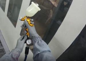 DeVilbiss 803311 SRiPro Spot Repair Gun