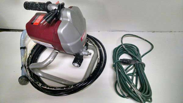 Krause and Becker Airless Paint Sprayer Extensions