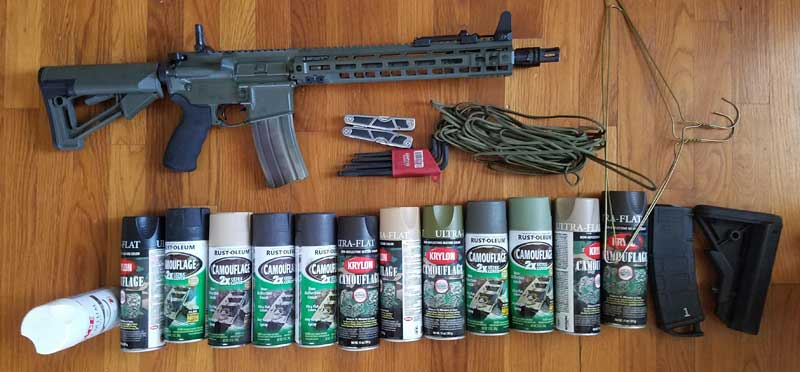 Krylon Vs Rustoleum For Guns