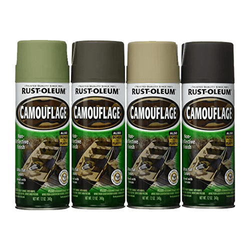 Rust-Oleum 269038 Specialty Camouflage Spray Paint