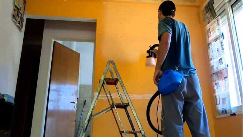 How To Use Paint Zoom Spray Gun
