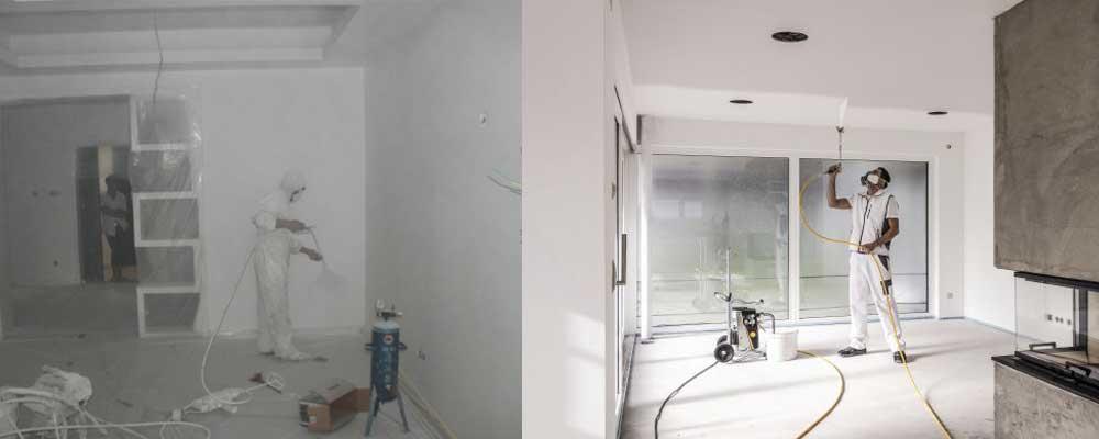 Benefits of Airless Paint Sprayer
