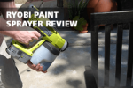 Ryobi Paint Sprayer Review