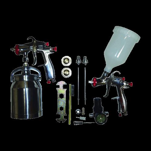 SPRAYIT SP-33310K LVLP Spray Gun Kit