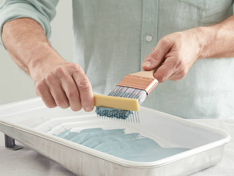 Easy Method to Clean a Paintbrush in 3 Minutes