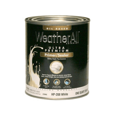 True Value HP208-QT Premium Weatherall Exterior Oil-Based Primer