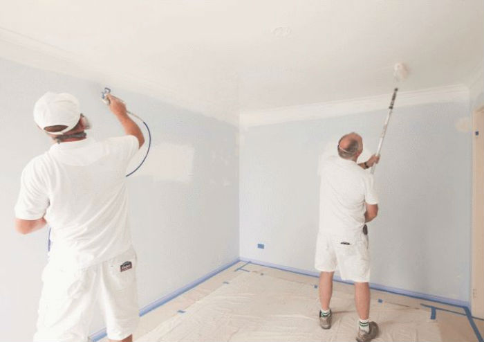 What to choose for interior painting?