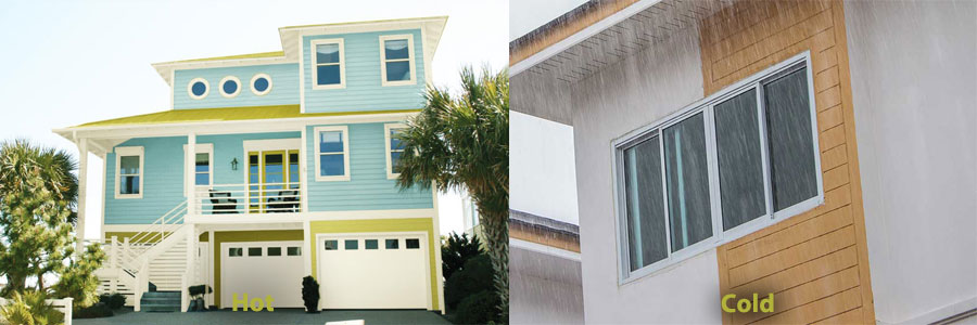 Exterior Paints Can Challenge Environmental Conditions