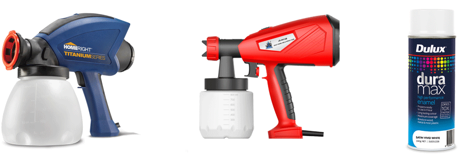 paint sprayers for home use