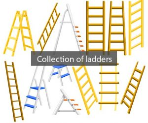 If you choose a ladder