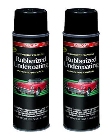 The Best Undercoating: Car's Underbody Ultimate Care Guide